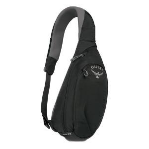 OSPREY オスプレー デイライトスリング/ブラック OS57162001 ショルダーバッグ アウトドア 釣り 旅行用品 キャンプ アウトドアギア|od-yamakei