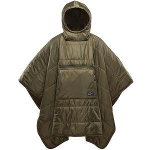 thermarest サーマレスト ホンチョポンチョ/オリーブ 30018 カーキ 毛布 ブランケット アウトドア 釣り 旅行用品 アウトドアギア|od-yamakei