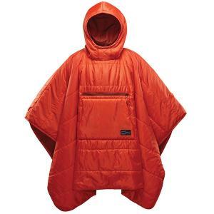 thermarest サーマレスト ホンチョポンチョ/トマト 30019 レッド 毛布 ブランケット アウトドア 釣り 旅行用品 アウトドアギア|od-yamakei