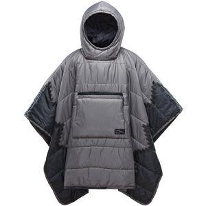 thermarest サーマレスト ホンチョポンチョ/スレートプリント 30020 グレー 毛布 ブランケット アウトドア 釣り 旅行用品 アウトドアギア|od-yamakei