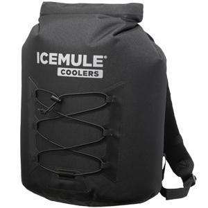 ICEMULE アイスミュール プロクーラー/ブラック/L/23L 59411 ブラック クーラーボックス アウトドア 釣り 旅行用品 キャンプ ソフトクーラー 20リットル|od-yamakei