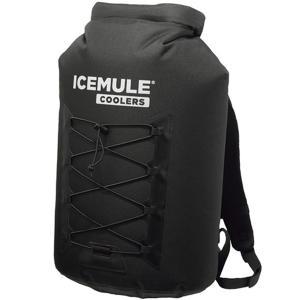 ICEMULE アイスミュール プロクーラー/ブラック/XL/33L 59412 ブラック クーラーボックス アウトドア 釣り 旅行用品 キャンプ ソフトクーラー|od-yamakei