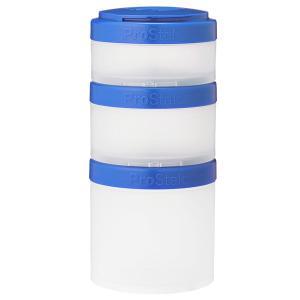 Blender Bottle ブレンダーボトル プロスタック エクスパンションパック/シアン 53000 ブルー 調味料ケース キッチン 日用品 文具 台所用品 調味料入れ|od-yamakei