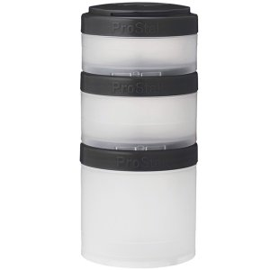 Blender Bottle ブレンダーボトル プロスタック エクスパンションパック/ブラック 53005 調味料ケース キッチン 日用品 文具 台所用品|od-yamakei