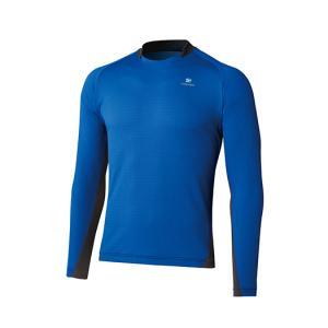 finetrack ファイントラック ドラウトタフアルパインロングT Ms RB FMM1403 男性用 ブルー Tシャツ アンダーシャツ アウトドア 釣り 旅行用品|od-yamakei