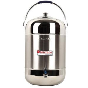 MINTAGE Water Pot Elegant/15L min-ele-15 水筒 アウトドア 釣り 旅行用品 キャンプ ジャグ ジャグ アウトドアギア|od-yamakei
