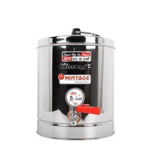 MINTAGE Tea Container Hot&cold Desire 保温保冷 二重構造 /5L min-des-5 水筒 アウトドア 釣り 旅行用品 キャンプ ジャグ ジャグ アウトドアギア|od-yamakei