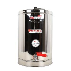 MINTAGE Tea Container Hot&cold Desire 保温保冷 二重構造 /10L min-des-10 水筒 アウトドア 釣り 旅行用品 キャンプ ジャグ ジャグ アウトドアギア|od-yamakei