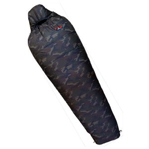 NANGA ナンガ [山渓×NANGA]オーロラ600DX CAMO/レギュラープラス 180cm対応 AUR600RLCM カモフラージュ マミー型寝袋 アウトドア 釣り 旅行用品 キャンプ|od-yamakei