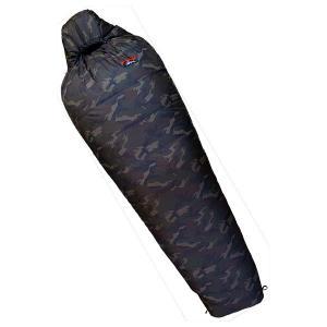 NANGA ナンガ [山渓×NANGA]オーロラ450DX CAMO/レギュラープラス 180cm対応 AUR450RLCM マミー型寝袋 アウトドア 釣り 旅行用品 キャンプ マミー型|od-yamakei