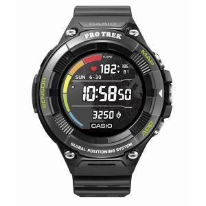 CASIO カシオ PRO TREK Smar ブラック WSD-F21HR-BK 腕時計 ファッシ...