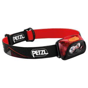 PETZL ペツル アクティックコア/レッド E099GA01 ヘッドライト ヘッドランプ アウトドア 釣り 旅行用品 LEDタイプ アウトドアギア od-yamakei