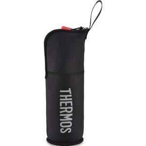THERMOS サーモス 山専ボトルPouch ブラックグレー(BKGY)0.5L FFX-501P...