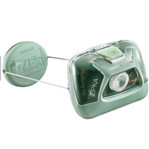 PETZL ペツル ジプカ グリーン E093GA01 ヘッドライト ヘッドランプ アウトドア 釣り 旅行用品 LEDタイプ アウトドアギア od-yamakei