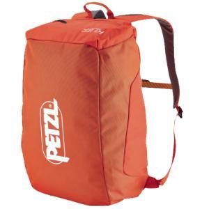 PETZL ペツル クリフ レッド 36L S010AA01 クライミングチョーク アウトドア 釣り 旅行用品 キャンプ チョークバッグ・ロープバッグ|od-yamakei