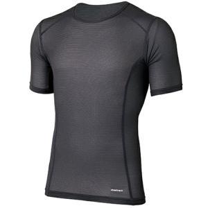 finetrack ファイントラック MENSドライレイヤーウォームT/GP/L FUM0522 男性用 グレー Tシャツ アンダーシャツ アウトドア 釣り 旅行用品 半袖シャツ|od-yamakei
