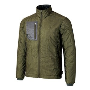 finetrack ファイントラック MENSポリゴン2ULジャケット/OD/S FIM0301 男性用 グリーン ジャケット アウトドア 釣り 旅行用品 キャンプ アウトドアウェア od-yamakei