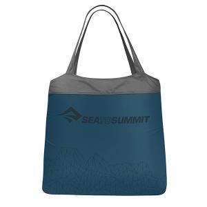 SEA TO SUMMIT シートゥーサミット ウルトラシルナノショッピングパック/ダークブルー ST83532003 エコ 折りたたみバッグ ファッション レディースバッグ od-yamakei