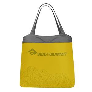 SEA TO SUMMIT シートゥーサミット ウルトラシルナノショッピングパック/イエロー ST83532004 エコ 折りたたみバッグ ファッション エコバッグ od-yamakei