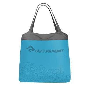 SEA TO SUMMIT シートゥーサミット ウルトラシルナノショッピングパック/ティール ST83532005 ブルー エコ 折りたたみバッグ ファッション エコバッグ od-yamakei