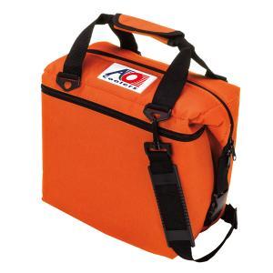AO Coolers エーオークーラー 12パック キャンバス ソフトクーラー/オレンジ AO12O...