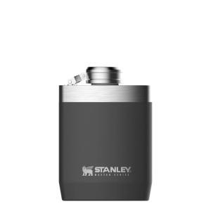 STANLEY スタンレー マスターフラスコ 0.23L 02892-032 ブラック スキットル アウトドア 釣り 旅行用品 キャンプ アウトドアギア|od-yamakei