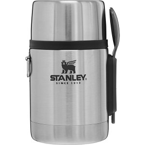 STANLEY スタンレー 真空フードジャー 0.53L/シルバーグレー 01287-046 シルバー サンドイッチケース キッチン 日用品 文具 台所用品 フードコンテナ od-yamakei