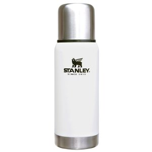 STANLEY スタンレー 真空ボトル 0.5L/ホワイト 01563-019 水筒 アウトドア 釣...
