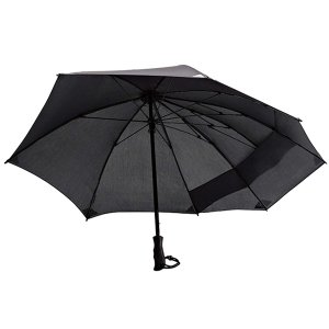 EuroSCHIRM ユーロシルム スウィングバックパック リフレクトBK 19570019 ブラック レインウエア ファッション メンズファッション 財布 雨具 傘 傘 od-yamakei