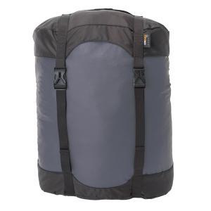 ISUKA イスカ ウルトラライト コンプレッションバッグオーバル/グレー 339522 備品 アウトドア 釣り 旅行用品 キャンプ 収納バッグ 収納バッグ od-yamakei
