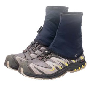 ISUKA イスカ ストレッチ ゲイター ショート/ネイビーブルー 248121 登山靴 トレッキングシューズ アウトドア 釣り 旅行用品 アウトドアギア|od-yamakei