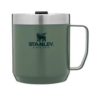 STANLEY スタンレー クラシック真空マグ 0.35L/グリーン 09366-013 マグカップ コップ アウトドア 釣り 旅行用品 マグカップ・タンブラー|od-yamakei