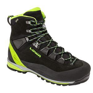 LOWA ローバー アルパインプロGT LE/ブラック×ライム/8 L210180-9903 トレッキングシューズ ファッション メンズファッション メンズシューズ 紳士靴|od-yamakei