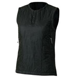 finetrack ファイントラック ポリゴン2ULベスト WOMENS/BK/S FIW0305 女性用 ブラック ダウンベスト ファッション レディースファッション ジャケット od-yamakei