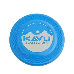 KAVU カブー ディスク/Blue 19820326 ブルー スポーツ ストリート系スポーツ フライングディスク フライングディスク アウトドアギア|od-yamakei