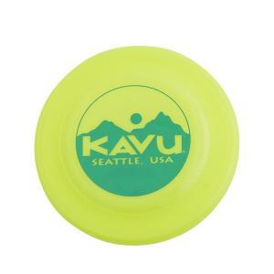 KAVU カブー ディスク/Lime 19820326 グリーン スポーツ ストリート系スポーツ フライングディスク フライングディスク アウトドアギア|od-yamakei