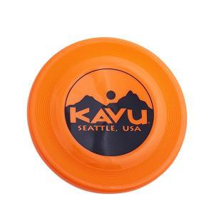 KAVU カブー ディスク/Orange 19820326 オレンジ スポーツ ストリート系スポーツ フライングディスク フライングディスク アウトドアギア|od-yamakei
