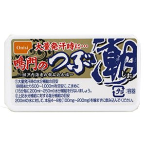 尾西食品 鳴門のつぶ潮 ボール販売18個入り 43-S マルチビタミン ダイエット 健康 サプリメント 栄養補助食品 栄養補助食品 アウトドアギア|od-yamakei