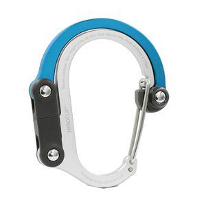 HEROCLIP(ヒーロークリップ) HEROCLIP/Blue Steel 20103 ブルー キーホルダー キーリング ファッション メンズファッション 財布 ファッション小物|od-yamakei