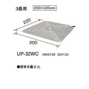 コロナ床暖房3畳用ソフトパネルUP-32WB。up-32wb