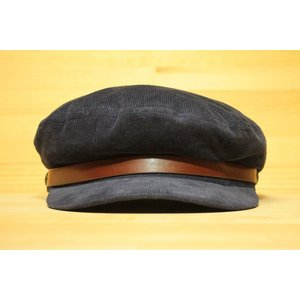 BRIXTON キャップ ハット(ブリクストン,コーデュロイ,キャップ,ハット) FIDDLER CAP BLUE/NAVY|oddball-skate-snow