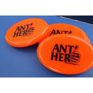 ANTI HERO (アンタイヒーロー,コインケース,小銭入れ) COIN CACE ORANGE|oddball-skate-snow
