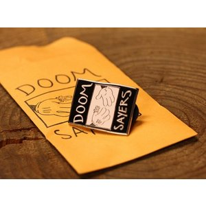 DOOM SAYERS (ドゥームセイヤーズ,ピンバッジ) CARTOON PIN|oddball-skate-snow