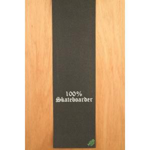 100%SKATEBOADER SMALL GRIP TAPE (ハードラック,デッキテープ,グリップテープ)|oddball-skate-snow