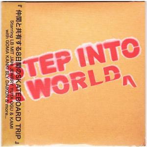 AREth (スケート,DVD,アース,DRM1K) STEP INTO A WORLD|oddball-skate-snow