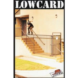 LOWCARD (ローカード,雑誌) MAGAZINE ISSUE #58|oddball-skate-snow