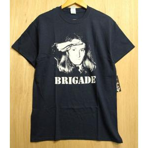 DEAR SKATING (ディアスケーティング,Tシャツ) Brigade Tee NAVY oddball-skate-snow