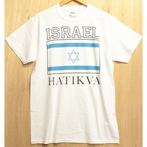 DEAR SKATING (ディアスケーティング,マークゴンザレス,ゴンズ,イスラエル,Tシャツ) ISRAEL TEE WHITE oddball-skate-snow