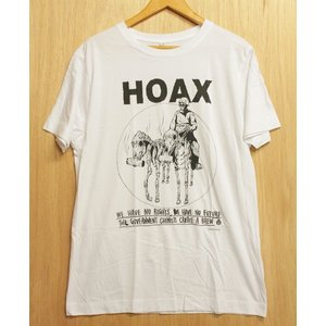 HOAX (ホークス,Tシャツ) NUCLEAR REIGN by HIROTTON|oddball-skate-snow