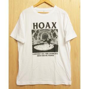 HOAX (ホークス,Tシャツ) CONVERT THE CHURCHES by Hirotton|oddball-skate-snow
